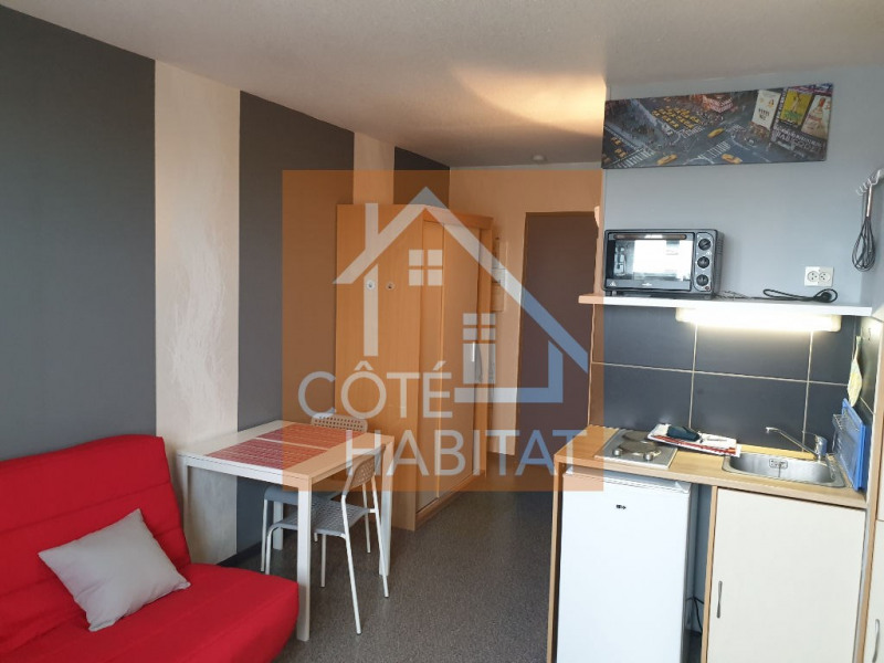 Rental apartment Aulnoye aymeries 310€ CC - Picture 1