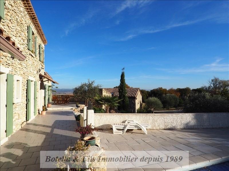 Vente de prestige maison / villa St martin d ardeche 690000€ - Photo 15