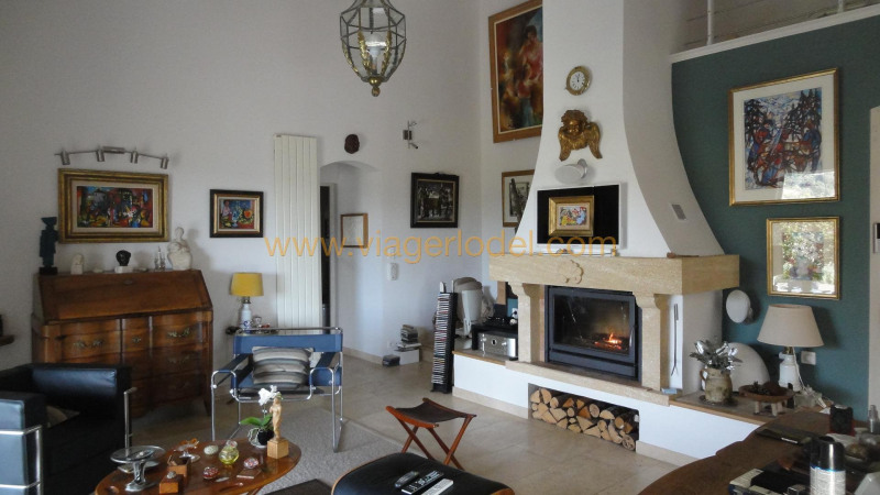Verkauf auf rentenbasis haus La londe-les-maures 150000€ - Fotografie 3