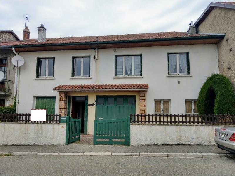 Sale house / villa Outriaz 106000€ - Picture 2