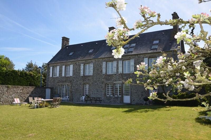 Sale house / villa Blainville sur mer 454000€ - Picture 1