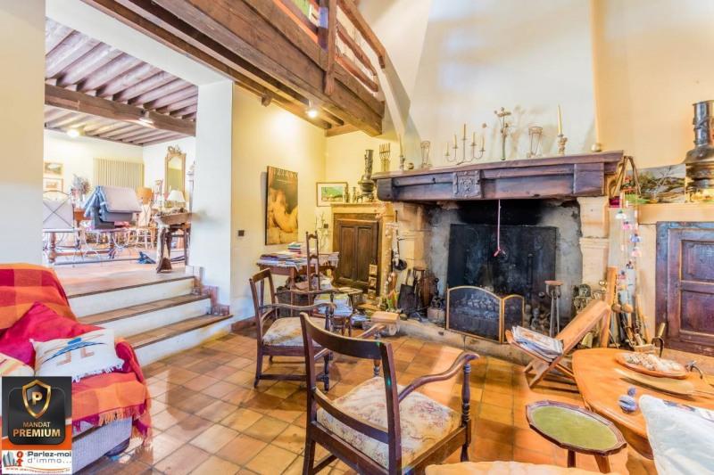 Sale house / villa Saint-romain-de-popey 419000€ - Picture 8