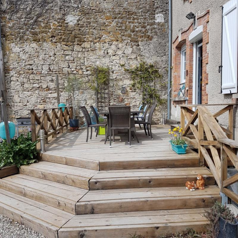Sale house / villa Val de vesle 371000€ - Picture 6