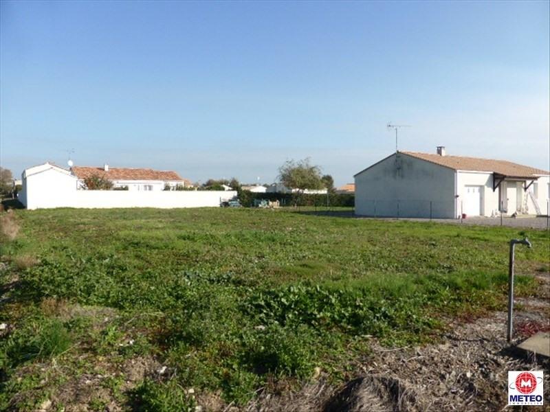 Verkauf grundstück Le bernard 54500€ - Fotografie 2