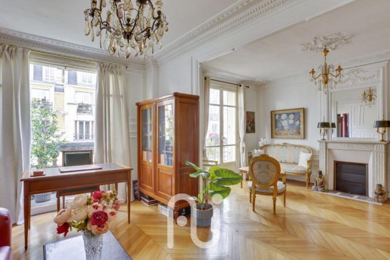 Revenda apartamento Paris 16ème 944580€ - Fotografia 1