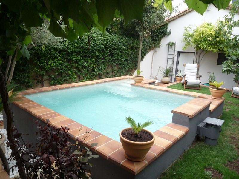 Vente maison / villa Orange 385000€ - Photo 4