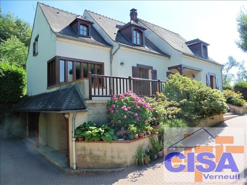 Vente maison / villa Angicourt 320000€ - Photo 1