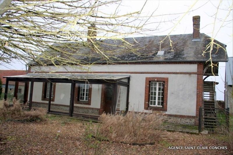 Vente maison / villa Breteuil 99000€ - Photo 1