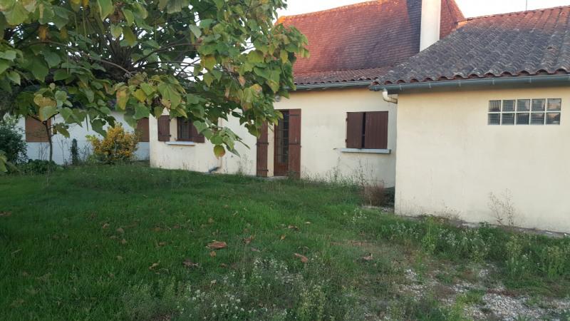 Vente maison / villa Montpon-ménestérol 106000€ - Photo 1