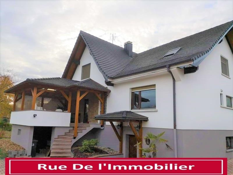 Vente maison / villa Dalhunden 386 900€ - Photo 1