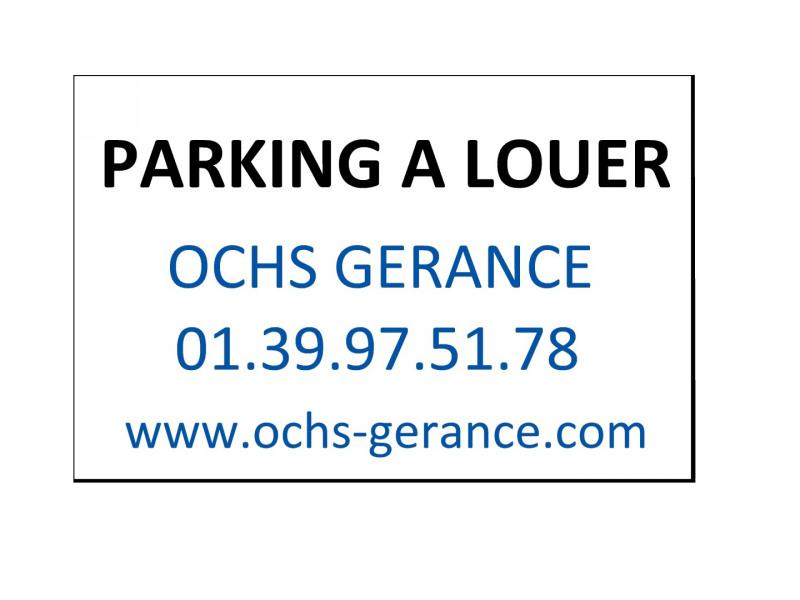 Location parking Ermont 55€ CC - Photo 1