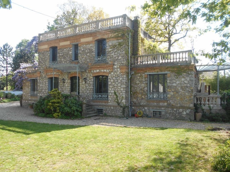 Sale house / villa Beauchamp 885000€ - Picture 1