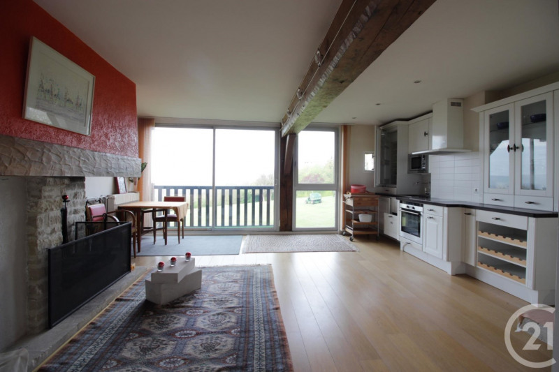 Venta  apartamento Tourgeville 164000€ - Fotografía 1