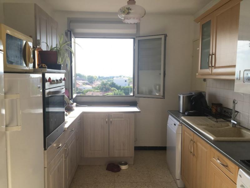 Sale apartment Vauvert 95000€ - Picture 2