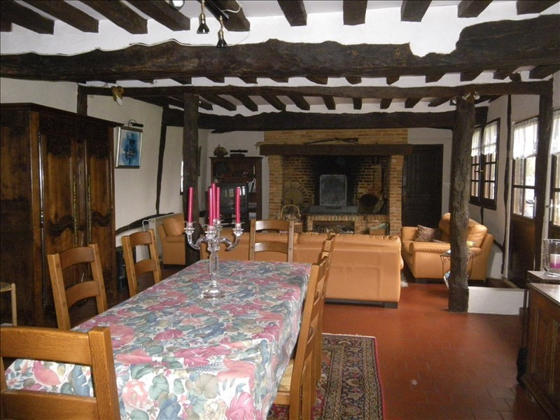 Sale house / villa Ancourteville sur hericour 219000€ - Picture 2
