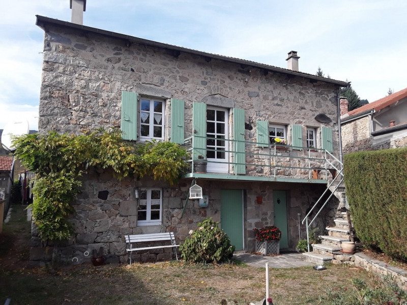 Vente maison / villa Lachapelle sous chaneac 92 000€ - Photo 1