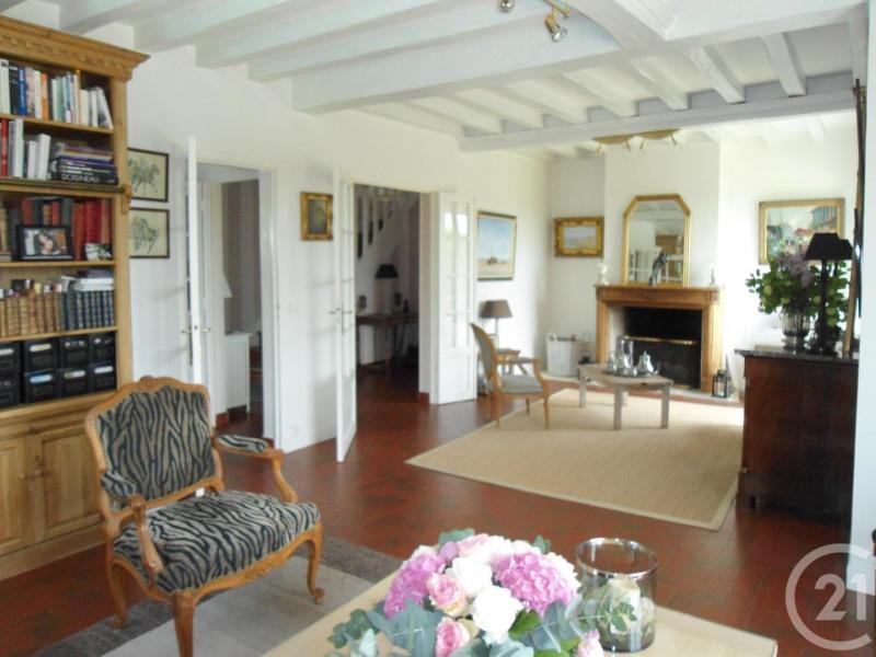 Revenda residencial de prestígio casa Trouville sur mer 695000€ - Fotografia 12