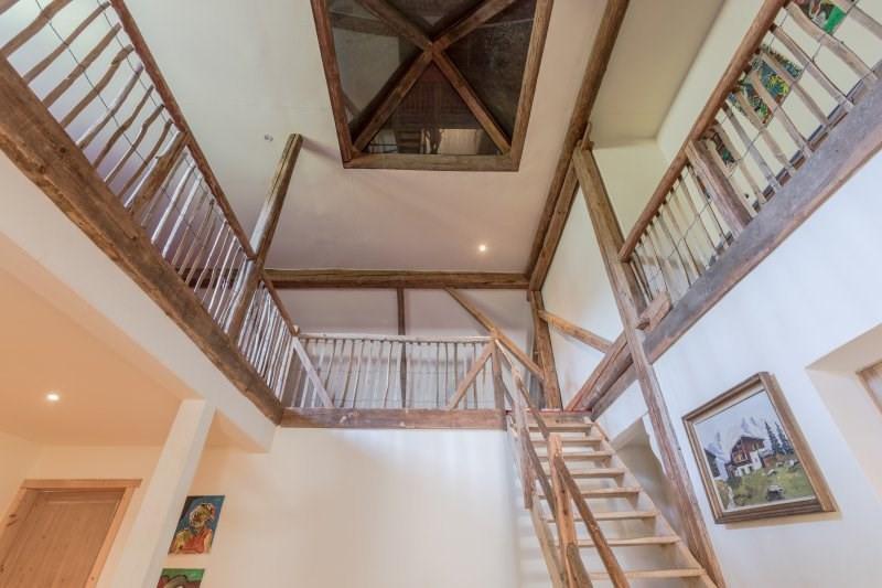 Immobile residenziali di prestigio casa Habere lullin 827000€ - Fotografia 1