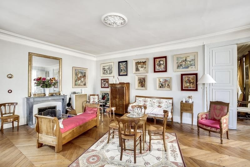 Sale apartment Versailles 1 100 000€ - Picture 2