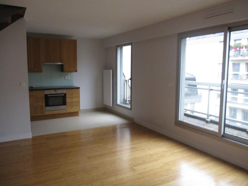 Rental apartment Paris 15ème 2345€ CC - Picture 1