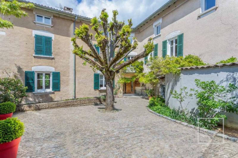 Deluxe sale house / villa Saint cyr au mont d'or 1280000€ - Picture 1