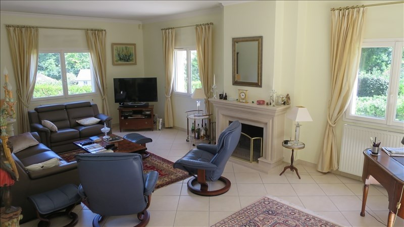 Verkauf von luxusobjekt haus L etang la ville 1150000€ - Fotografie 3