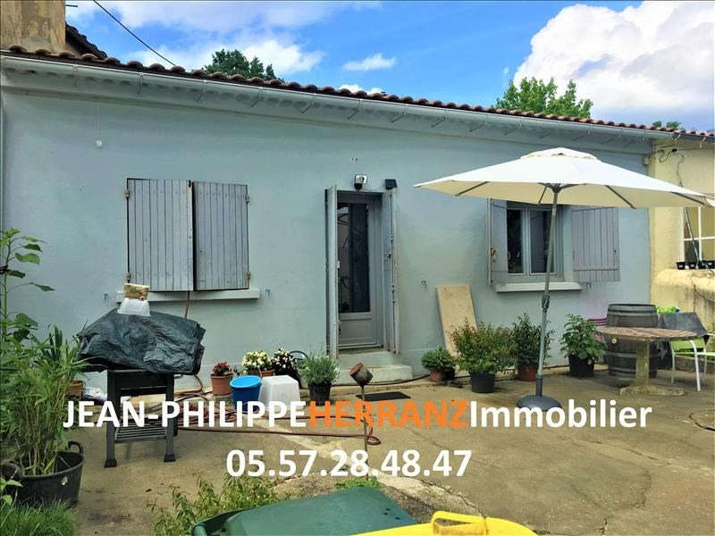 Vente maison / villa Libourne 129 000€ - Photo 1