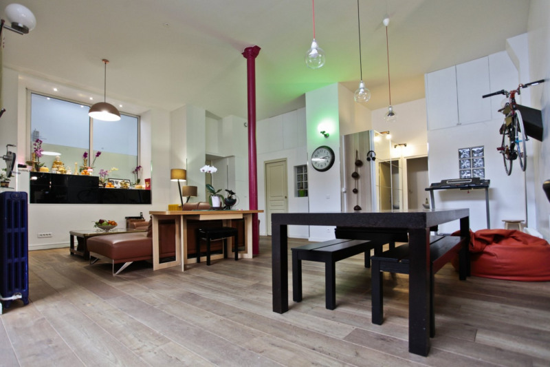 Vente de prestige loft/atelier/surface Choisy-le-roi 565 000€ - Photo 1