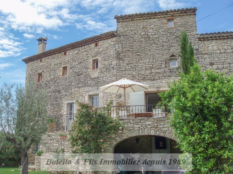 Vente de prestige maison / villa Uzes 548000€ - Photo 14
