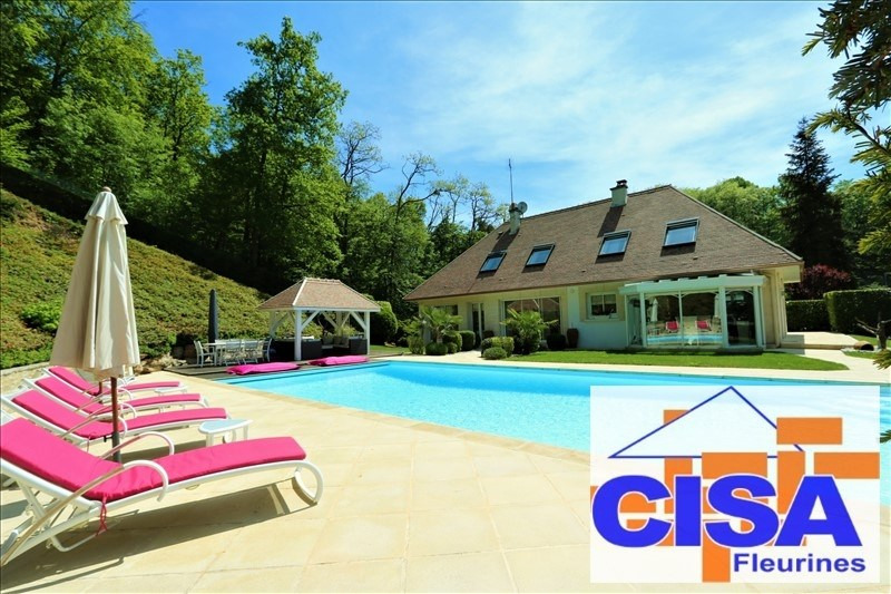 Deluxe sale house / villa Chantilly 870000€ - Picture 1