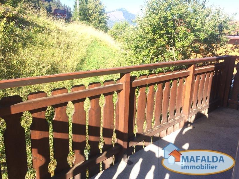 Sale apartment Mont saxonnex 117000€ - Picture 5