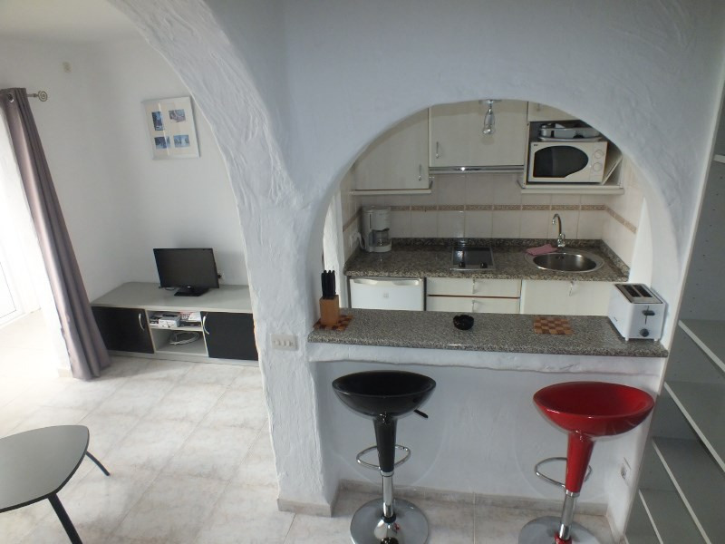 Location vacances appartement Roses santa-margarita 200€ - Photo 8
