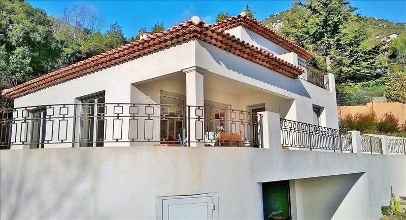Deluxe sale house / villa Falicon 799 000€ - Picture 8