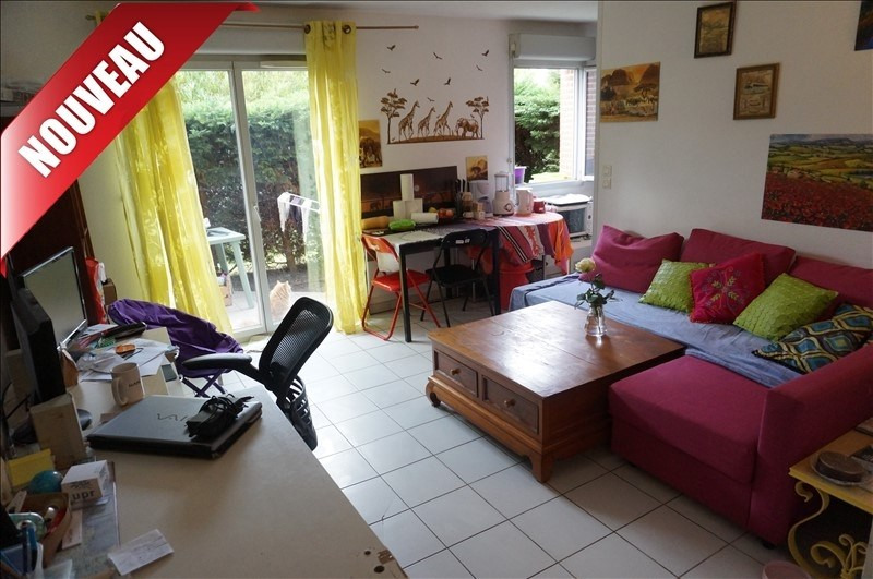 Vente appartement Toulouse 110900€ - Photo 1