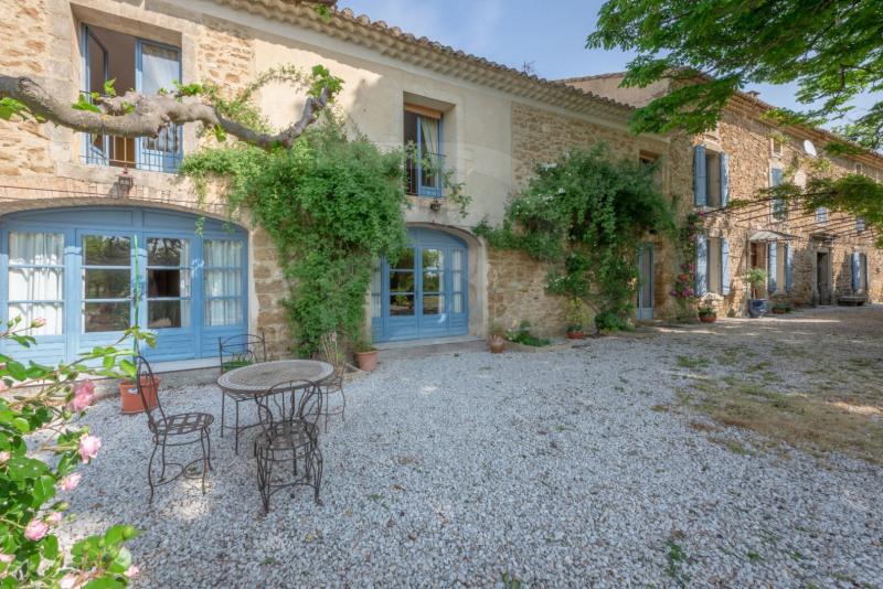 Deluxe sale house / villa Althen des paluds 787000€ - Picture 1