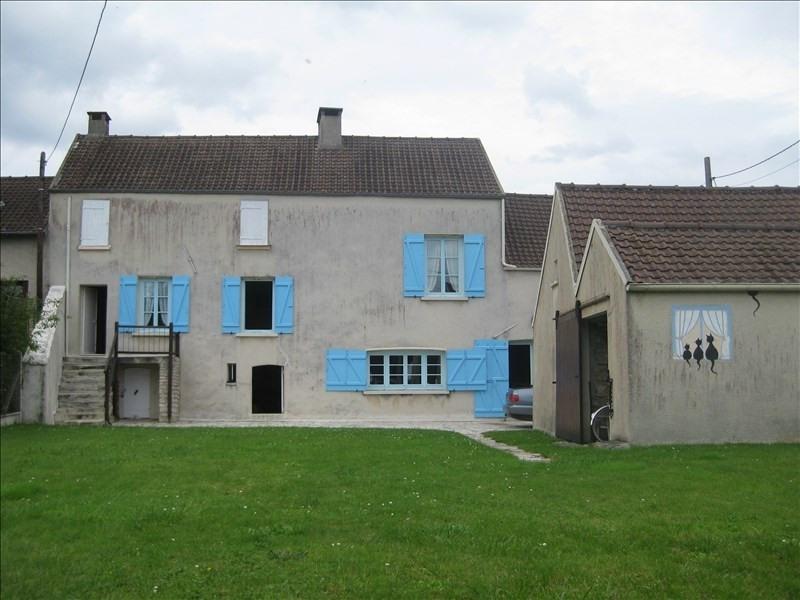 Sale house / villa Villers en arthies 248000€ - Picture 4