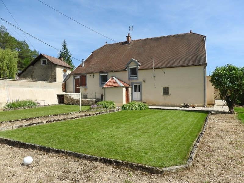 Vente maison / villa Secteur montigny sur aube 139000€ - Photo 9