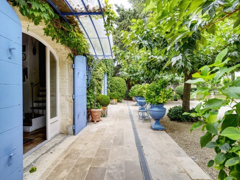 Immobile residenziali di prestigio casa Saint-rémy-de-provence 1768000€ - Fotografia 5