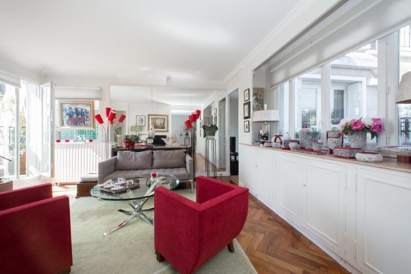Deluxe sale apartment Paris 16ème 1180000€ - Picture 6