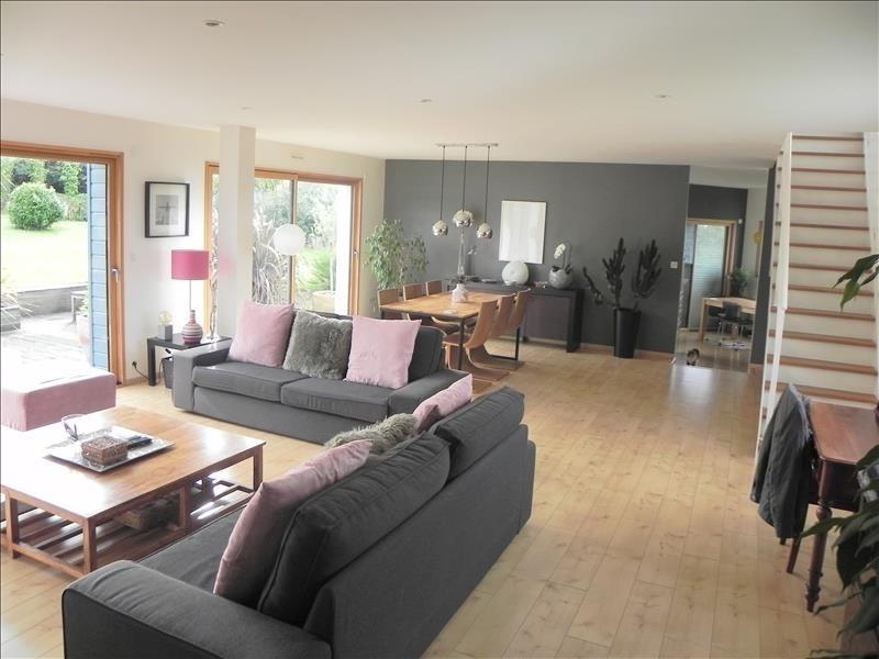 Vente maison / villa Pleumeur bodou 393680€ - Photo 2
