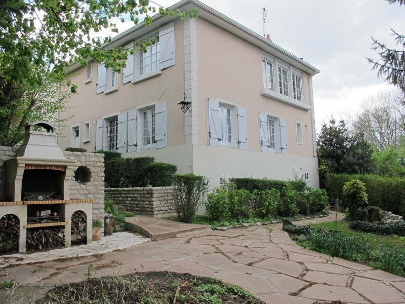 Sale house / villa Le raincy 595000€ - Picture 2