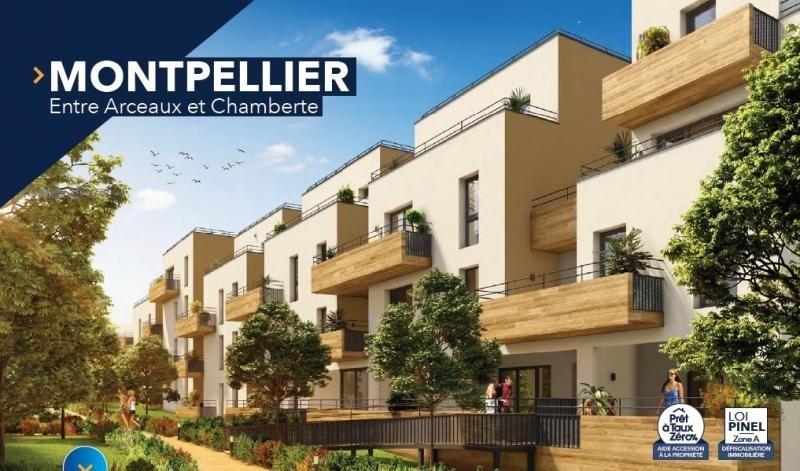 Sale apartment Montpellier 255000€ - Picture 1
