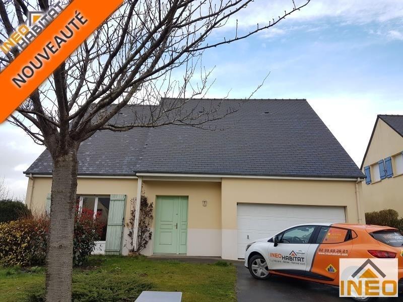 Vente maison / villa Geveze 292800€ - Photo 1