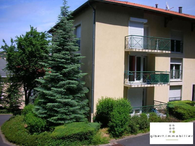 Rental apartment Le puy-en-velay 430€ CC - Picture 1