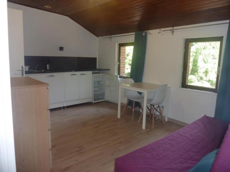 Studio meublé de 17,5 m²