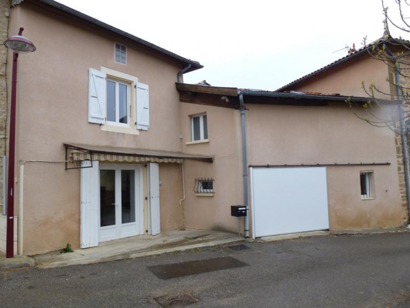 Vente maison / villa Chateauneuf de galaure 159800€ - Photo 12