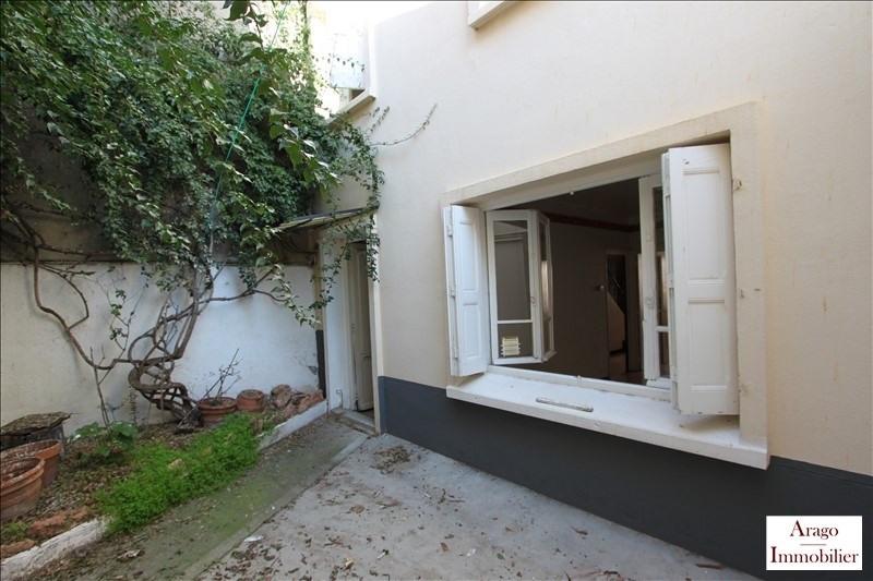 Vente maison / villa Salses le chateau 129500€ - Photo 1