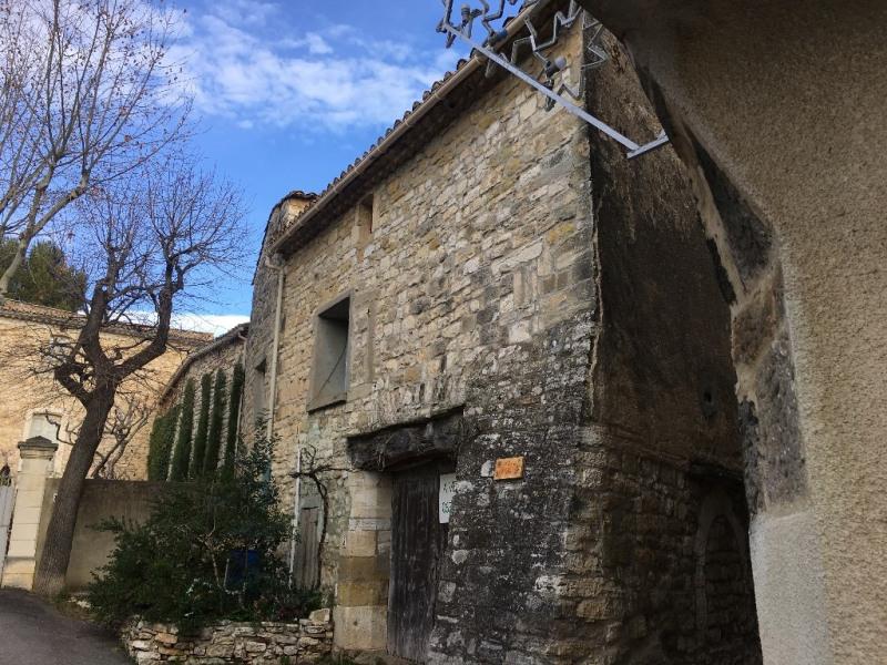 Vente maison / villa Uzes 138000€ - Photo 1