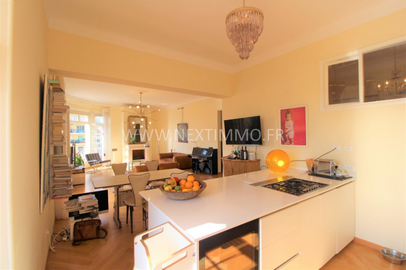 Vente de prestige appartement Menton 850 000€ - Photo 2