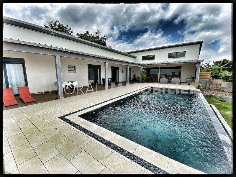 Vente de prestige maison / villa Le tampon 656000€ - Photo 2
